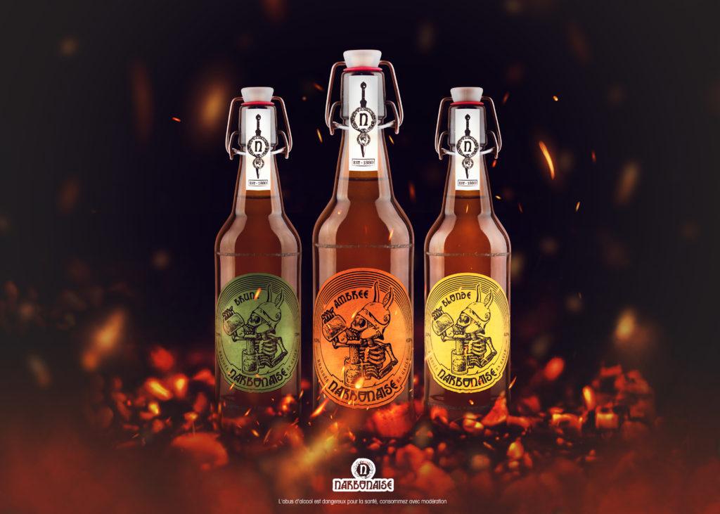 Étiquettes bière